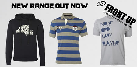 New Front Up Autumn/Winter Range