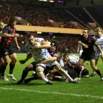 Rugby Union - RaboDirect PRO12 - Edinburgh Rugby v Glasgow Warriors - Murrayfield
