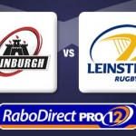 R12-Edinburgh v Leinster