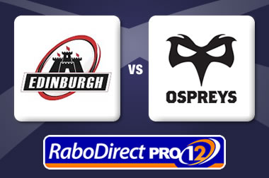 R12-Edinburgh v Ospreys