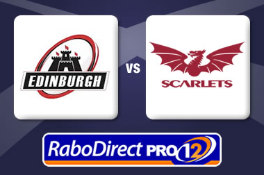 R12-Edinburgh v Scarlets