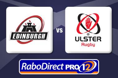 R12-Edinburgh v Ulster