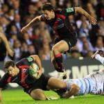 Rugby Union - Heineken Cup - Pool 2 - Edinburgh Rugby v Racing Metro - Murrayfield