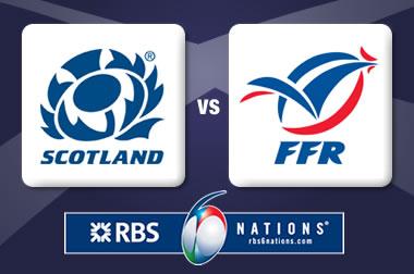 6N Scotland vs France