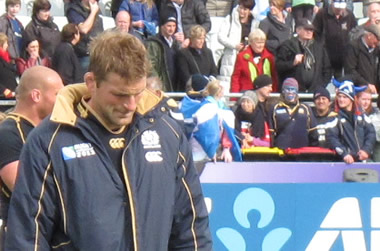 John Barclay - (c) Scottish Rugby Blog