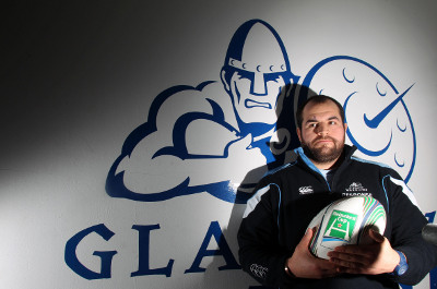 Ed Kalman - picture courtesy Glasgow Warriors