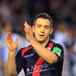 Greig Laidlaw - pic courtesy of Edinburgh Rugby/PA Images