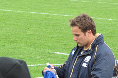 Ruaridh Jackson - © Scottish Rugby Blog