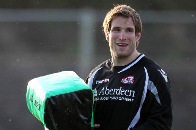 Phil Godman - picture courtesy of Edinburgh Rugby