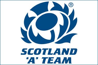 Scotland A Team Logo