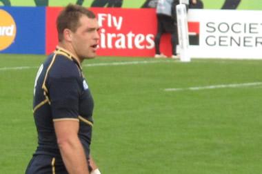 Sean Lamont - (c) Scottish Rugby Blog