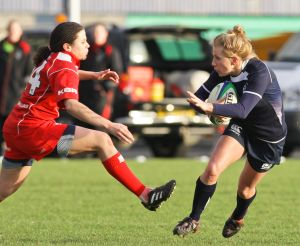 Scotland Womens Rugby pic courtesy John Preece