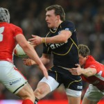 Rugby Union - RBS 6 Nations Championship 2012 - Wales v Scotland - Millennium Stadium