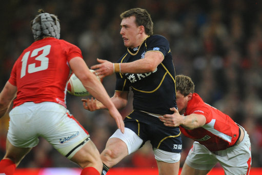 Rugby Union - RBS 6 Nations Championship 2012 - Wales v Scotland - Millennium Stadium
