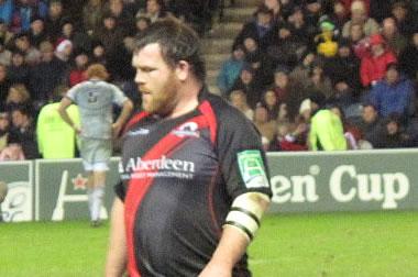 Allan Jacobsen - © Scottish Rugby Blog