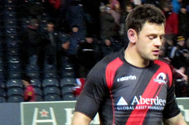 Nick De Luca - © Scottish Rugby Blog