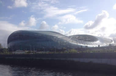 Aviva Stadium - © Craig Little