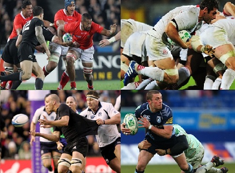 The pro sides have brought in a number of signings for 2012/13. All images courtesy of the SRU