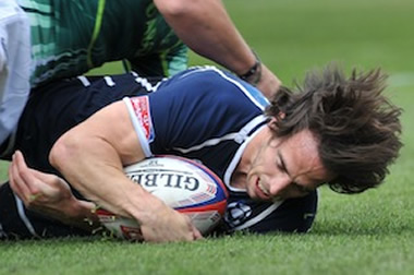 Colin Gregor - pic courtesy SRU/PA Images