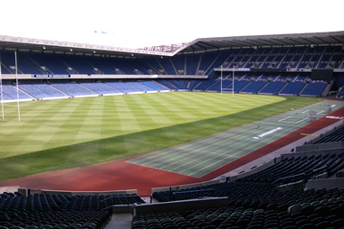 Murrayfield Stadium - © Scottish Rugby Blog