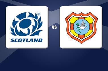 Scotland v Tonga