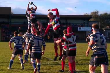 Stirling County v Heriots