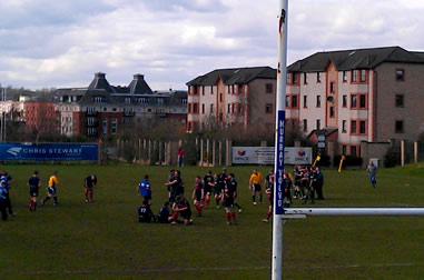 Boroughmuir vs Hawick