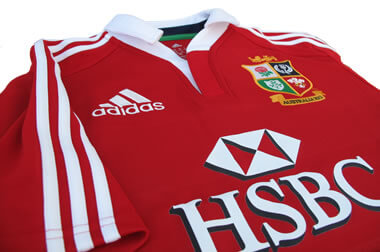 Lions 2013 Rugby Shirt