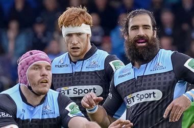 Tim Swinson, Rob Harley and Josh Strauss - pic © Al Ross