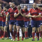 But Scotland couldn't hold the All Blacks out.