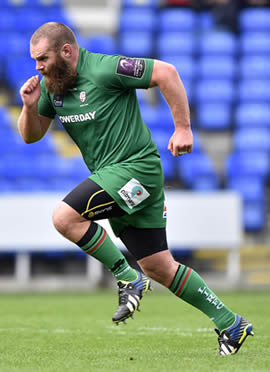 Geoff Cross - pic courtesy London Irish