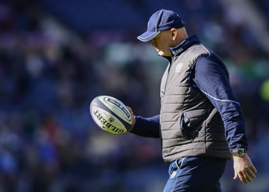 Vern Cotter - pic © Al Ross
