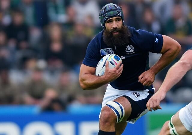 Josh Strauss - pic © Al Ross/Novantae Photography