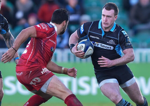 Stuart Hogg - pic © Al Ross/Novantae Photography