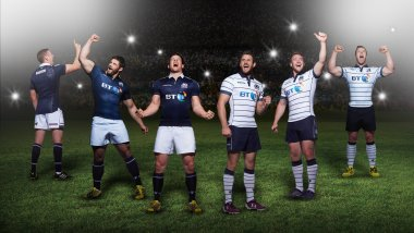 Scotland Rugby Shirts