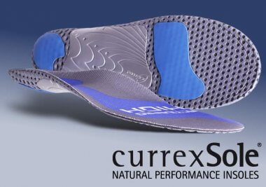 Currex Natural Performance Insoles