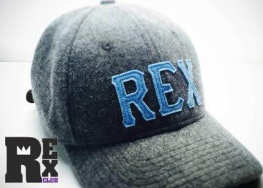 Rex Club Wool Cap