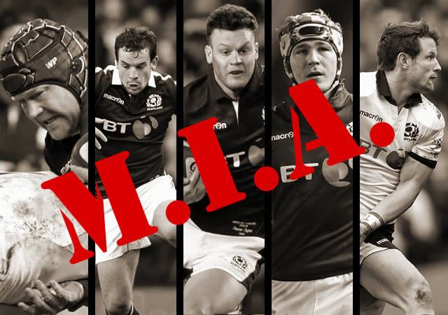 Will we see these players again in time for the 6 Nations?
