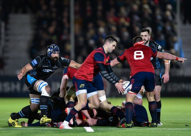 Josh Strauss closes in on Conor Murray