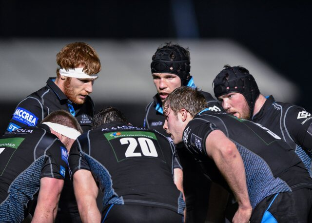 Glasgow Warriors forwards