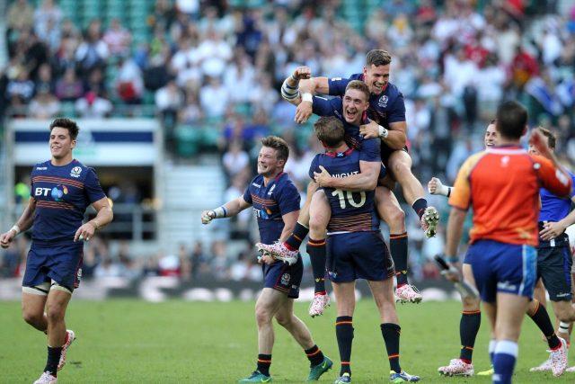 Scotland win London Sevens