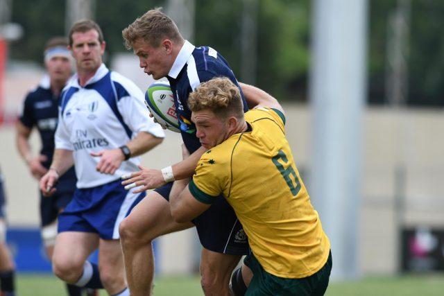 Darcy Graham vs Australia