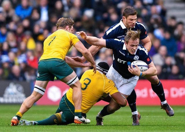 Scotland vs Australia