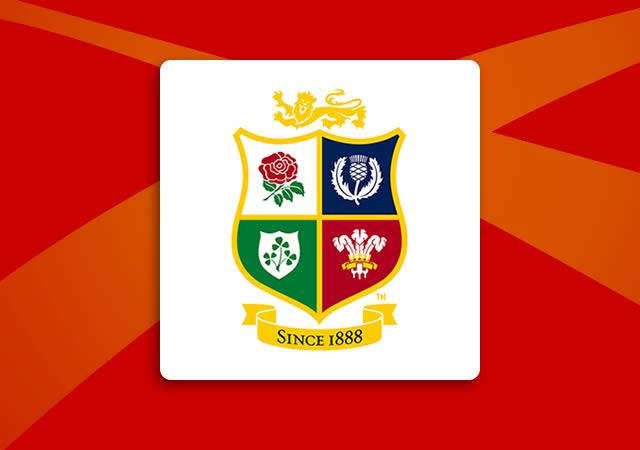 Lions crest