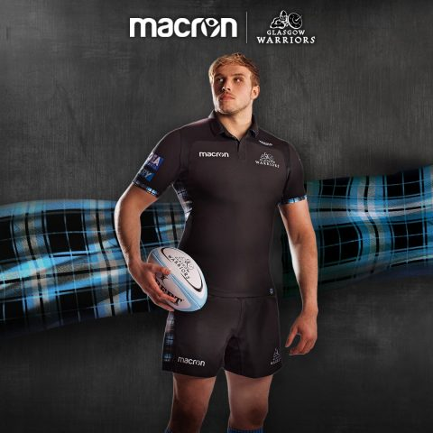 The new Glasgow home kit