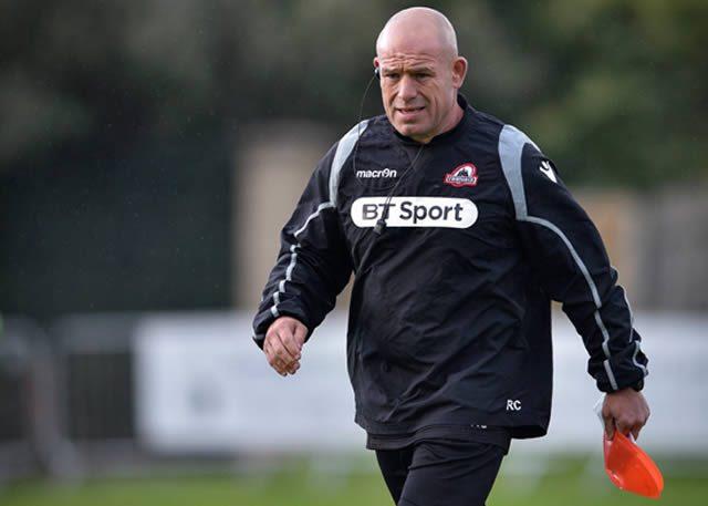 Richard Cockerill, Edinburgh Head Coach