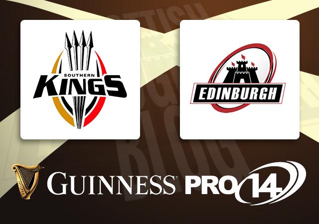 Southern Kings vs Edinburgh