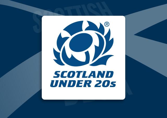 Scotland U20s logo