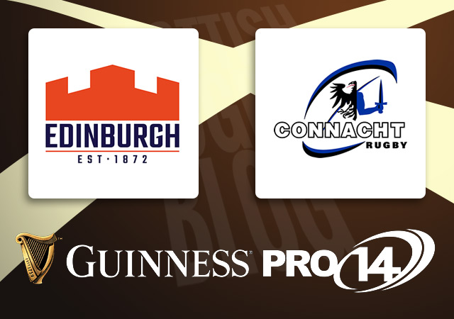 Edinburgh v Connacht