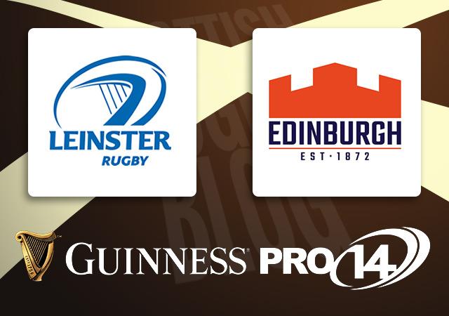 Leinster v Edinburgh